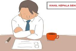 Jumlah Wakil Kepala Sekolah (Wakasek) yang diakui Dapodik