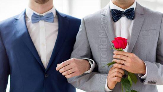 justica condena eventos recusar casamento homoafetivo