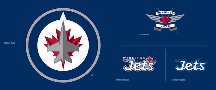 Hockey Cop Archives New Winnipeg Jets Logo Released