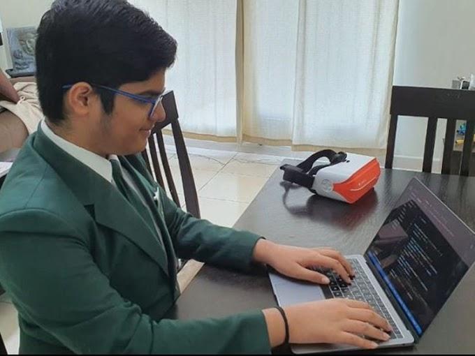 Menino de 12 anos desenvolve sistema anti-trapaça para exames online. Saiba Mais
