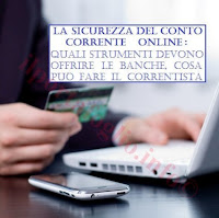 come gestire un conto online in sicurezza