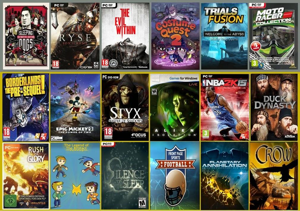Daftar List Game PC Terbaru Terbaik Offline Terpopuler ...