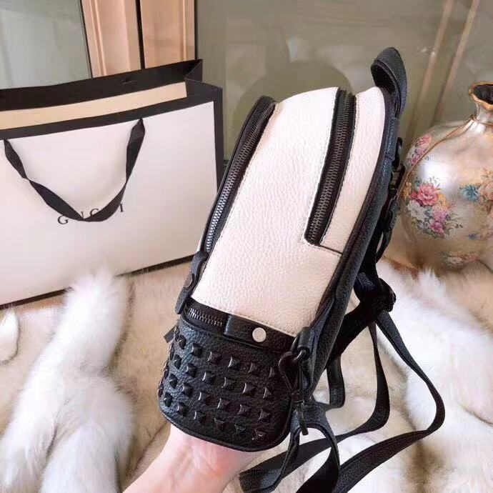 97fab8f2c2fa MICHAEL KORS MK Rhea Medium Studded Leather Backpack. Order Code:  EOEI233281118