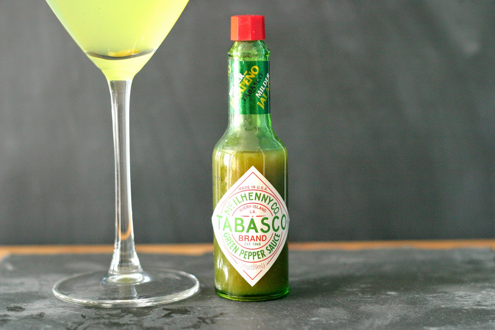 Green Tabasco Sauce
