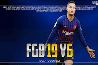 Download FTS 2019 Mod FGD 19 V6 Update Full Transfer for Android