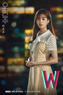 Profil Artis pemain drama W