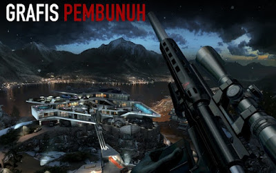 Hitman Sniper v1.7.108048 Mod Apk Offline Unlimited Money