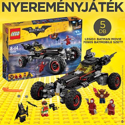 LEGO Nyeremenyjatek
