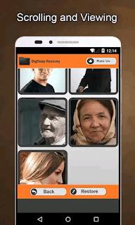 DigDeep Image Recovery - screenshot 5