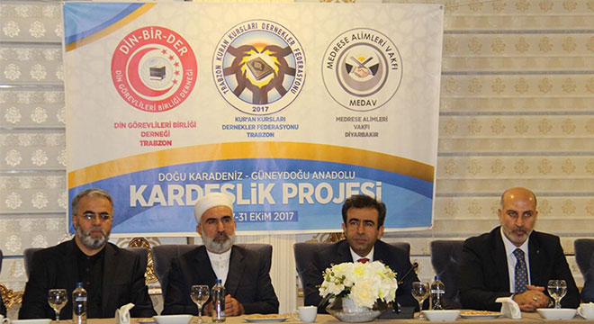 Âlimler Güneydoğu Anadolu Bölgesindeki kötü algının önüne geçilebilir