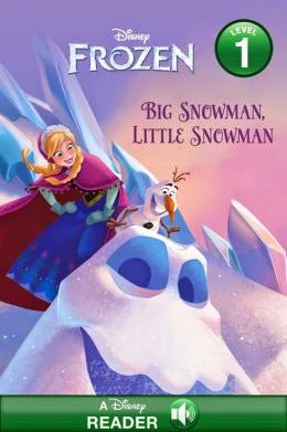 Big Snowman, Little Snowman - Frozen ebook