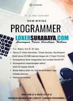 Bursa Kerja Surabaya di PT. Aliansi Koin Indo Juli 2020