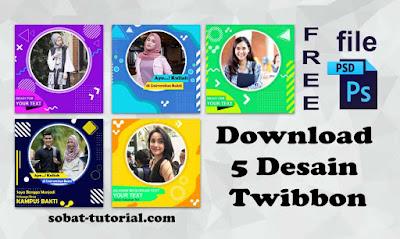 Download Twibbon PPDB Gratis