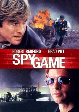 Spy Game 2001 BRRip 480p Dual Audio 300Mb