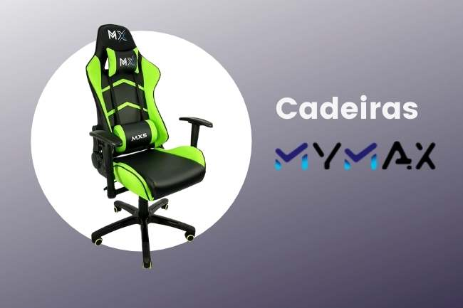 Cadeira mymax é boa