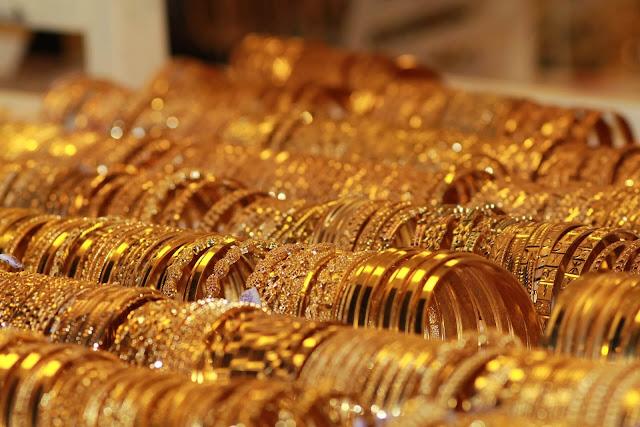 أسعار الذهب اليوم الجمعه 26 يوليو 2019