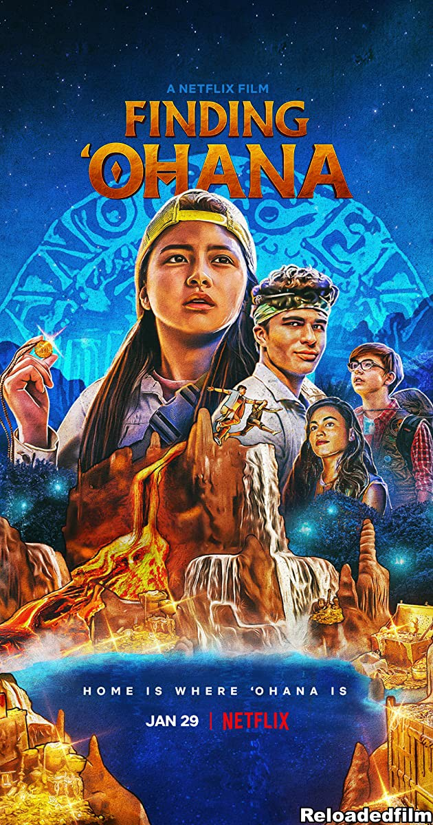 Finding 'Ohana 2021 Movie Dual Audio Hindi Eng 480p 720p 1080p