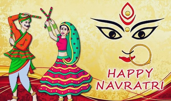 happy navaratri