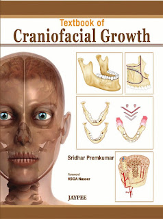 Textbook of Craniofacial Growth by Sridhar Premkumar