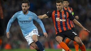 Prediksi Skor Manchester City vs Shakhtar Donetsk 27 November 2019