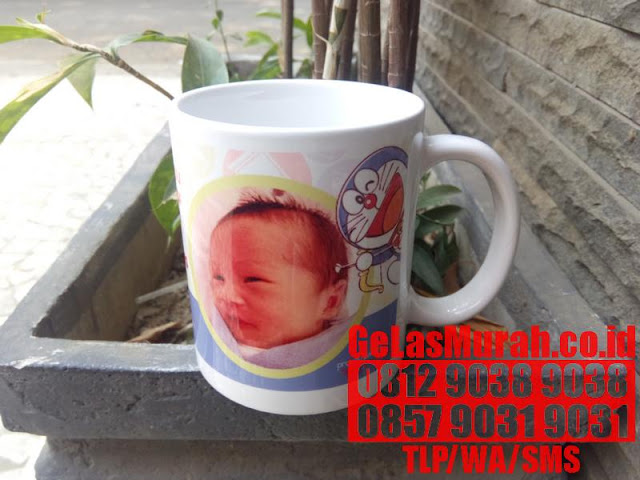 DIGITAL PHOTO COFFEE MUG JAKARTA