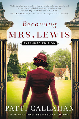 Becoming Mrs. Lewis cover