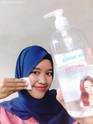 Watsons Cleansing Water