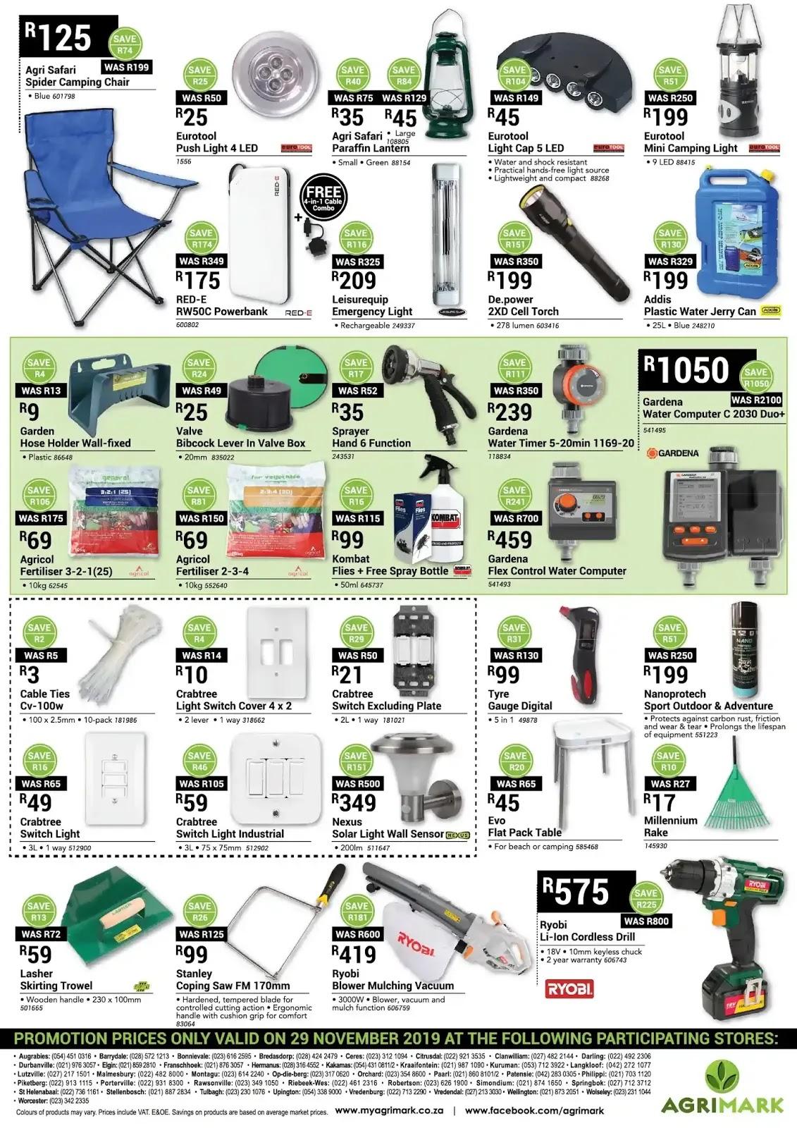 Agrimark Black Friday Deals Page 2