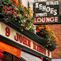 Pictures of Dublin Pubs: Kehoe's