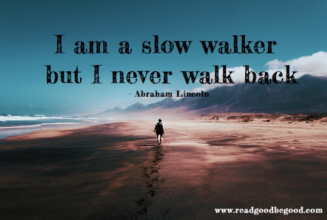 abraham lincoln motivaional quotes