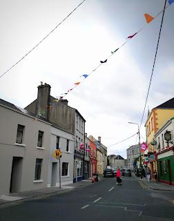 walking on sea road Galway