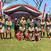 Bapak Komandan Kodim Sampaikan Apresiasi Seni Tari SMK Muhammadiyah 1 Trenggalek