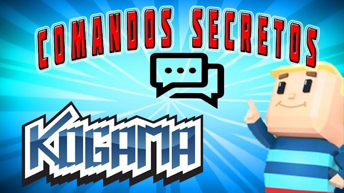Comandos que você pode usar no KoGaMa