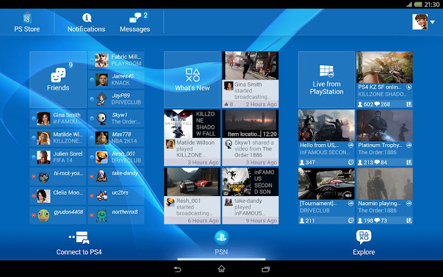 Official PlayStation App