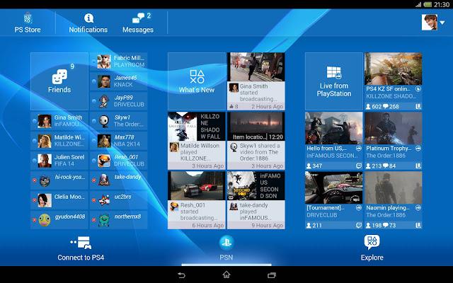 Official PlayStation App