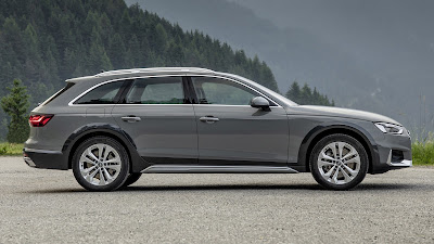 2020 Audi A4 Allroad Review, Specs, Price