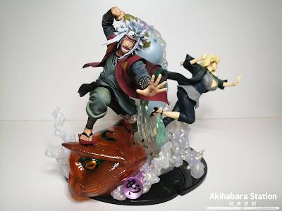 Review del Figuarts Zero TSUNADE 絆 kizuna (Relation) de Naruto - Tamashii Nations