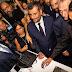 """Bari Matera 5G. Il Ministro Luigi Di Maio """"accende"""" la prima antenna standard del progetto realizzato da TIM, Fastweb e Huawei"""