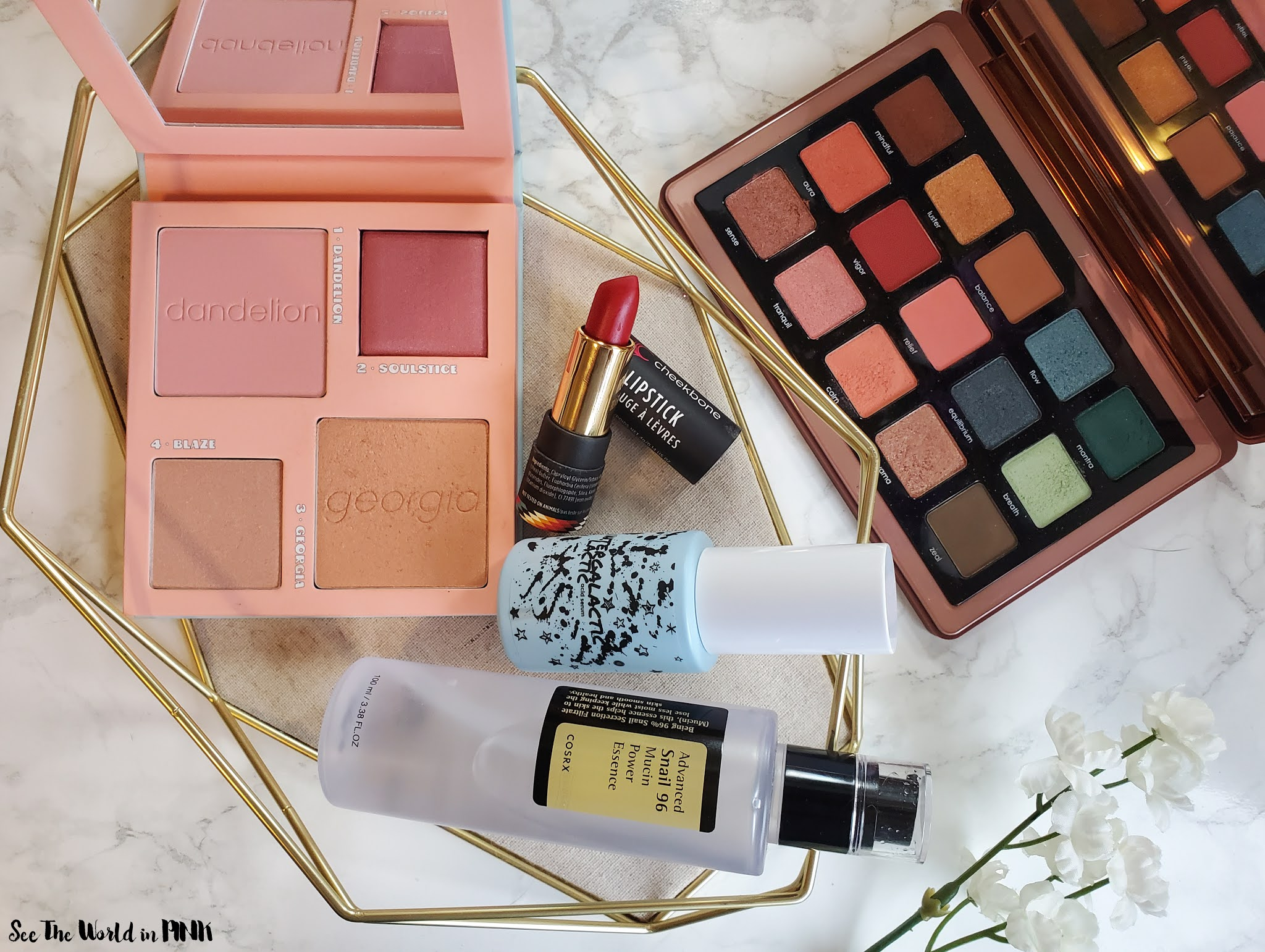 Monthly Beauty Favourites - June 2021