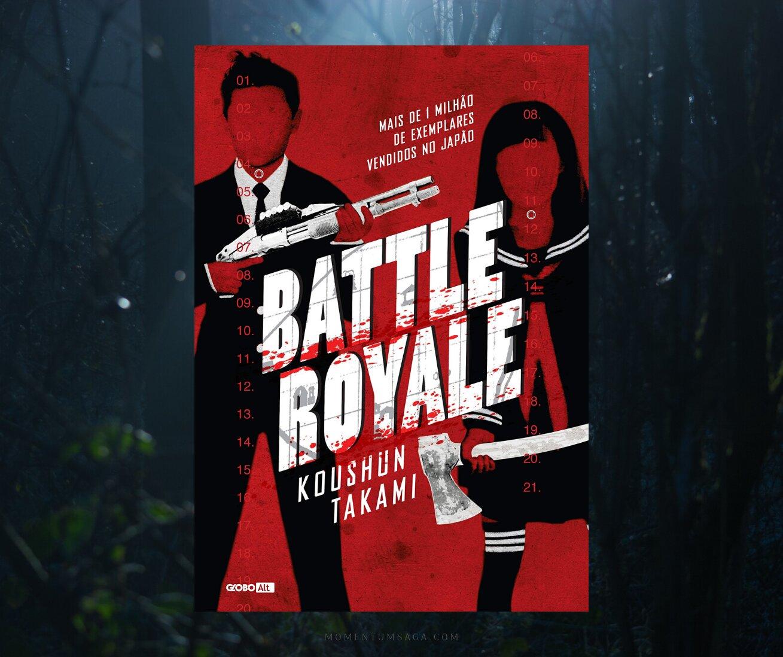 Resenha: Battle Royale, de Koushun Takami