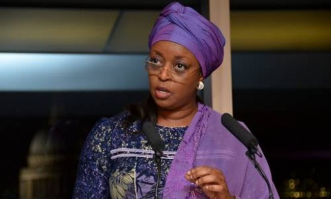 Yahoo boys have become role models to youths – Diezani laments (Video)