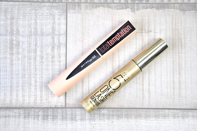 tusz do rzęs avon 5inone lash genius mascara, tusz do rzęs maybelline total temptation
