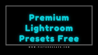 Premium Lightroom Mobile Presets DNG Collections