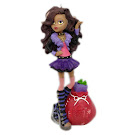 Monster High Gift Creation Asia Limited Clawdeen Wolf Christmas Ornament Figure