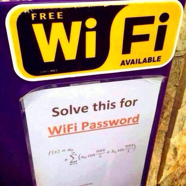 Security Memetics: Is your WiFi this secure?