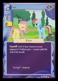My Little Pony Yay! Premiere CCG Card