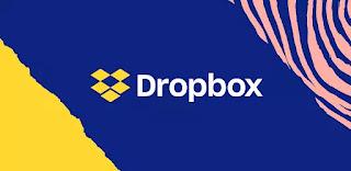 رفع الملفات على dropbox