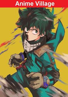 My Hero Academia 1080p