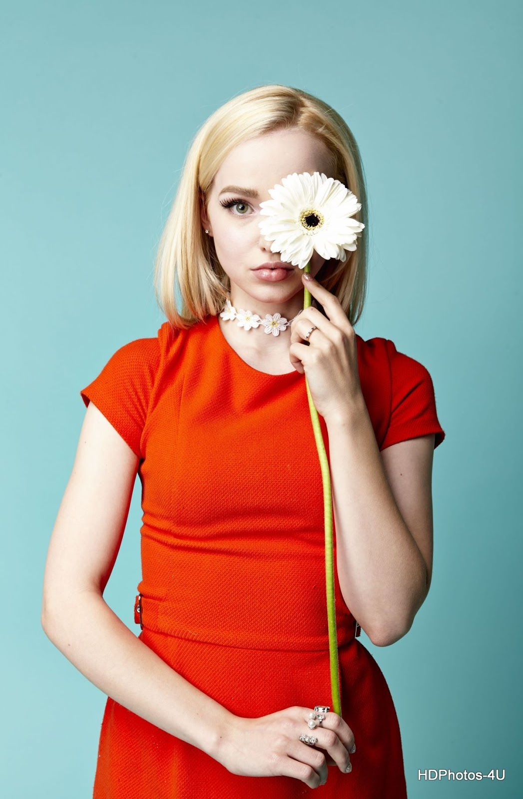 Dove Cameron HQ Photo Shoot for Tigerbeat Magazine, May 2016 Issue