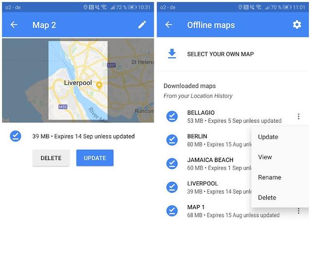 gunakan google maps offline 03